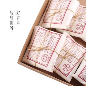 夏日传统解暑健康饮品 | 磨功夫 老北京酸梅汤 宫廷配方 天然食材 无添加 (70g每包3-4人份*3包)包邮