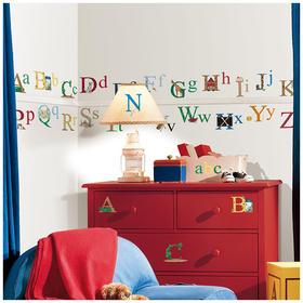 Roommates-字母表