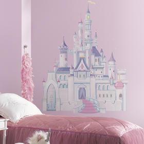 Roommates-迪斯尼-公主城堡-夜光