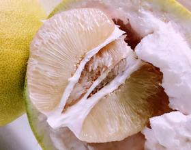 【度尾文旦柚】度尾文旦柚3个装  5斤左右/肉嫩汁醇 甜酸适度