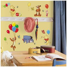 Roommates-维尼小熊和朋友