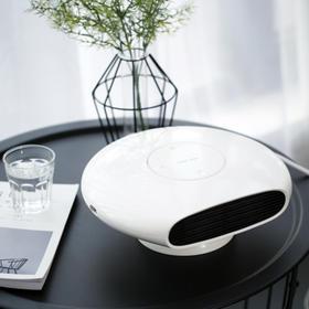 Smart tiger  碟形取暖器,暖风机,冬夏两用,冬天暖风,夏天风扇!
