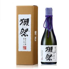 【獭祭最高端】 獭祭精碾二割三分纯米大吟酿清酒 Dassai 23 容量 720ml