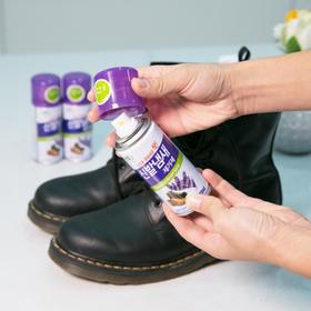【拒绝鞋臭脚臭】美纳克韩国进口除鞋臭脚臭喷雾剂 70ml  特惠