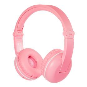 buddyphones Play系列 儿童安全防过敏头戴式蓝牙学习耳机(首创学习模式)