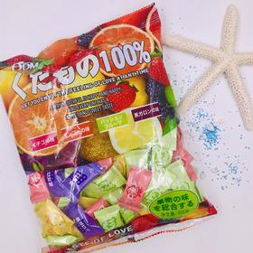 台湾QDM果味爆汁奶糖500g(综合口味)