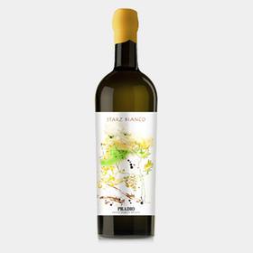 【蜡封艺术标 魔幻般纯净优雅】斯塔兹干白2016,意大利最佳酿酒师打造的精美之作