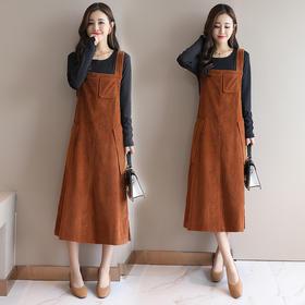 潮流简约个性时尚一字领纯色长袖显瘦修身连衣裙 CS-LWQY6104