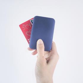【银行卡大小的充电宝】 ROCK官方 10000mAh 磨砂触感可带上飞机