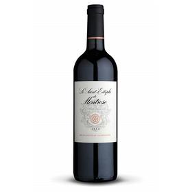 【闪购】蒙特罗之花干红葡萄酒 2012/Le Saint Estephe de Montrose  2012