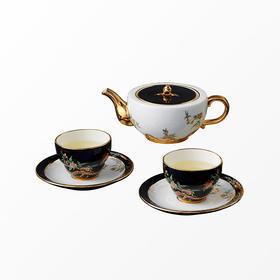 国瓷永丰源丨石榴家园6头陶瓷茶具