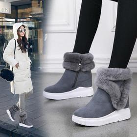 XMX577979222488休闲保暖加绒棉靴