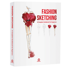 Fashion Sketching - A Complete Guidebook For Beginners 手绘服装技法