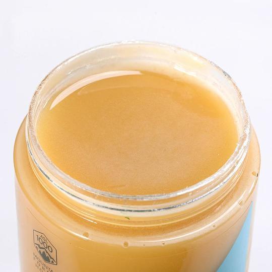 【预售到12月15日发货】精选   长白山天然椴树蜜雪蜜蜂蜜 凝如羊脂   500g 商品图2