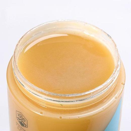 【预售到12月15日发货】精选 | 长白山天然椴树蜜雪蜜蜂蜜 凝如羊脂   500g 商品图3