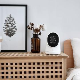 呆呆暖风机 桌面迷你取暖器电暖风小型家用办公室节能取暖机