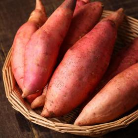 优选 | 【1月27日恢复发货】河北邢台烟薯25 烤出来真正流油般的果蜜香甜红薯 5斤装  包邮