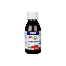 【保税区发货】法国Eric Favre埃里克儿童液体钙+维生素D糖浆125ml