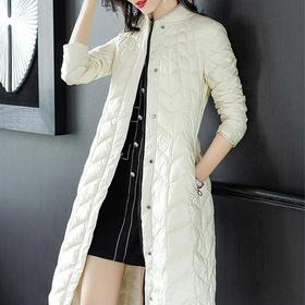 THX218418050高端气质时尚轻薄羽绒服