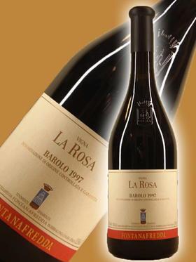 【闪购】泉妃酒庄巴罗洛维尼亚罗萨干红葡萄酒1997/Fontanafredda Barolo Vigna La Rosa DOCG 1997