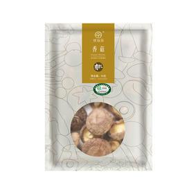 悦牧田 有机香菇50g