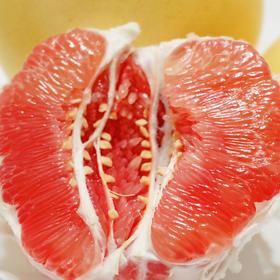 【新鲜到货】福建红心蜜柚丨2枚/盒(5斤装)丨全国包邮