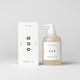 Tangentgc 《木悟沉身》洗手沐浴乳皂