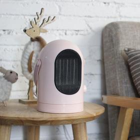 smart tiger 暖风机便携迷你取暖器宿舍家用制热电暖器小型暖风扇节能电暖气