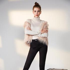 【一穿显瘦 一条懂你的魔术裤】韩国爆款SP-68秋季魔术裤V5  加绒 140斤内可穿
