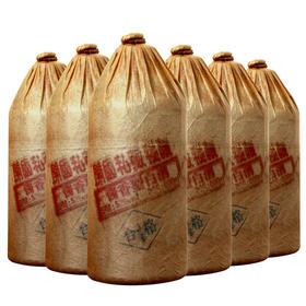 特价国产白酒 原产酱香型陈年收藏老酒私藏秘酿 500ml*6