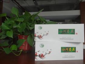 2019年新茶陕西特产白河春燕舞龙尖茶192g/提