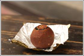 【陈皮单丛】新会大红柑与潮州单丛老水仙的完美结合