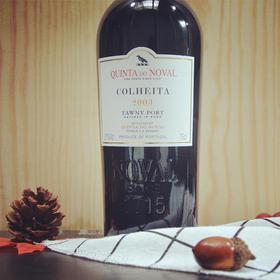 【周周惠】Quinta do Noval Colheita 2003 2003年火鸟庄园年份波特酒
