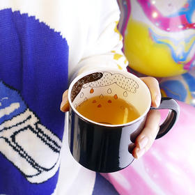 8 公分搪瓷杯 cool-color 系列 | 玖申