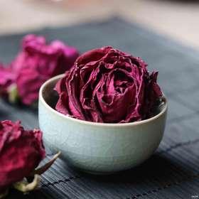 【补充装】墨红玫瑰
