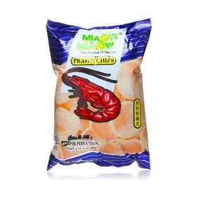 马来西亚进口零食 Miaow Miaow妙妙鱿鱼鲜60g 鸡味虾味鲜膨化虾条 60g
