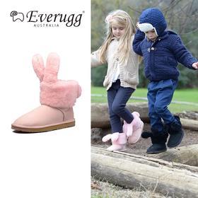 EVERUGG兔子雪地靴儿童款