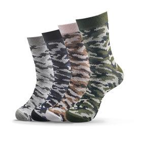 迷彩中筒袜(2双)