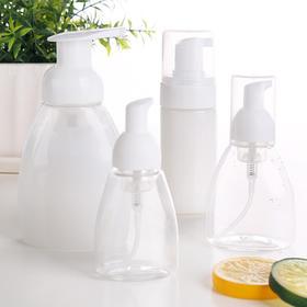 洗面奶打泡器慕斯瓶按压洗手液洗发水打泡瓶化妆品分装空瓶替换瓶-863955