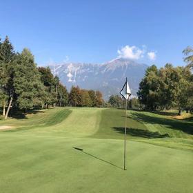 卢布尔雅那皇家布莱德高尔夫俱乐部  Royal Bled Golf Club King Course