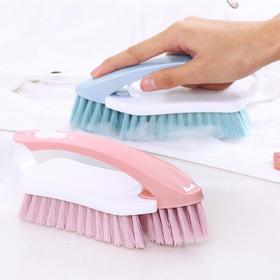 多功能洗衣刷刷衣服刷子二合一家用软毛家务塑料清洁刷洗鞋刷板刷-863634