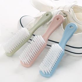 家居多功能塑料洗衣刷彩色软毛刷子衣服清洁刷清洁用品-863633