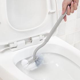 无死角便池去污马桶刷软毛创意马桶清洁刷卫生间洁厕厕所刷坐便刷-863683