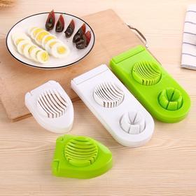多功能二合一花式切蛋器割蛋器日本多瓣分割器切鸡蛋切片器皮蛋器-863555