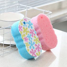 洗锅刷海绵魔力擦厨房清洁去污双面刷碗擦灶台海绵块清洁棉百洁擦-863661