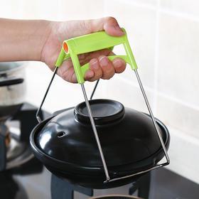 多功能不锈钢厨房取碗夹 防烫夹取碗器不烫手碗碟夹盘子夹提碗器-863594