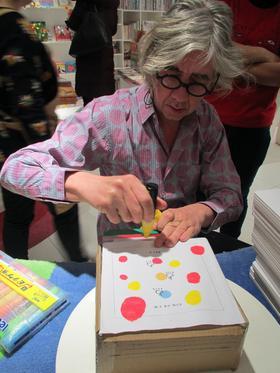 《点点点》作家杜莱亲子工作坊报名 —— 建议年龄3岁+名额有限,售完即止