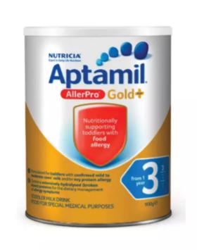Aptamil澳洲直邮爱他美深度水解Allerpro3段1岁以上