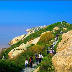 杭州出发:10.26漂洋过海去隐秘海岛,登'海上小黄山',看世界第一大港(1天活动多期)