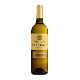 科瑞丝曼黄牌白葡萄酒,波尔多AOC Kressmann Monopole Blanc, France Bordeaux AOC